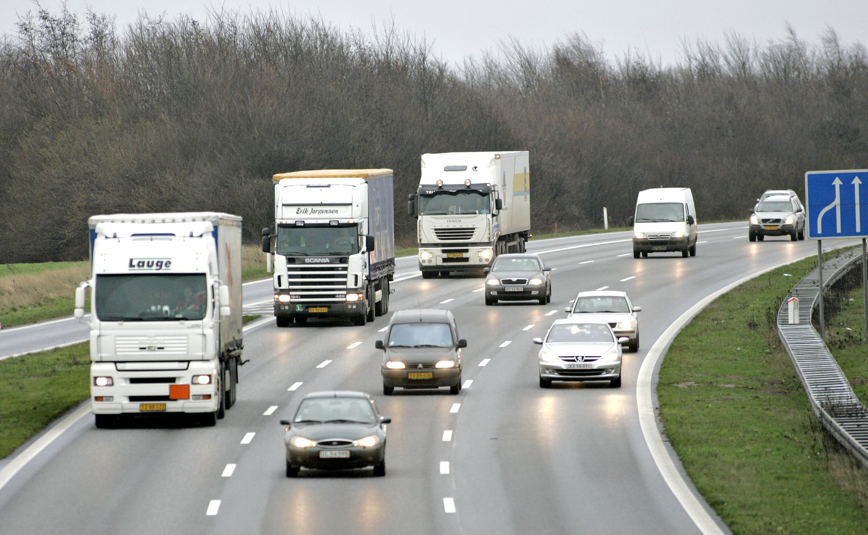 Corona-krisen: Otte lande beder EU aflyse vejpakken