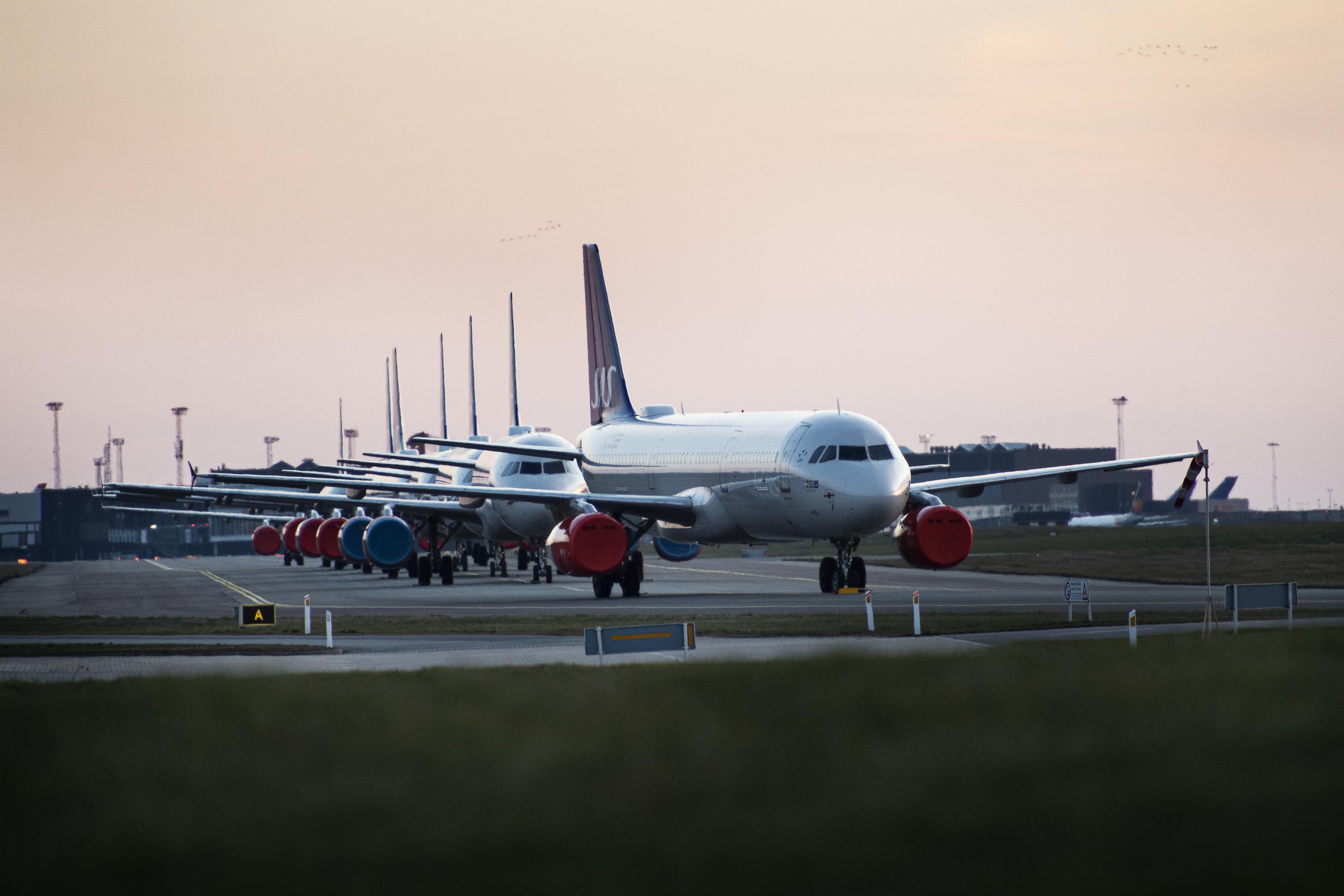 Flytrafik efter corona-krisen: Er luftfarten forandret for altid?