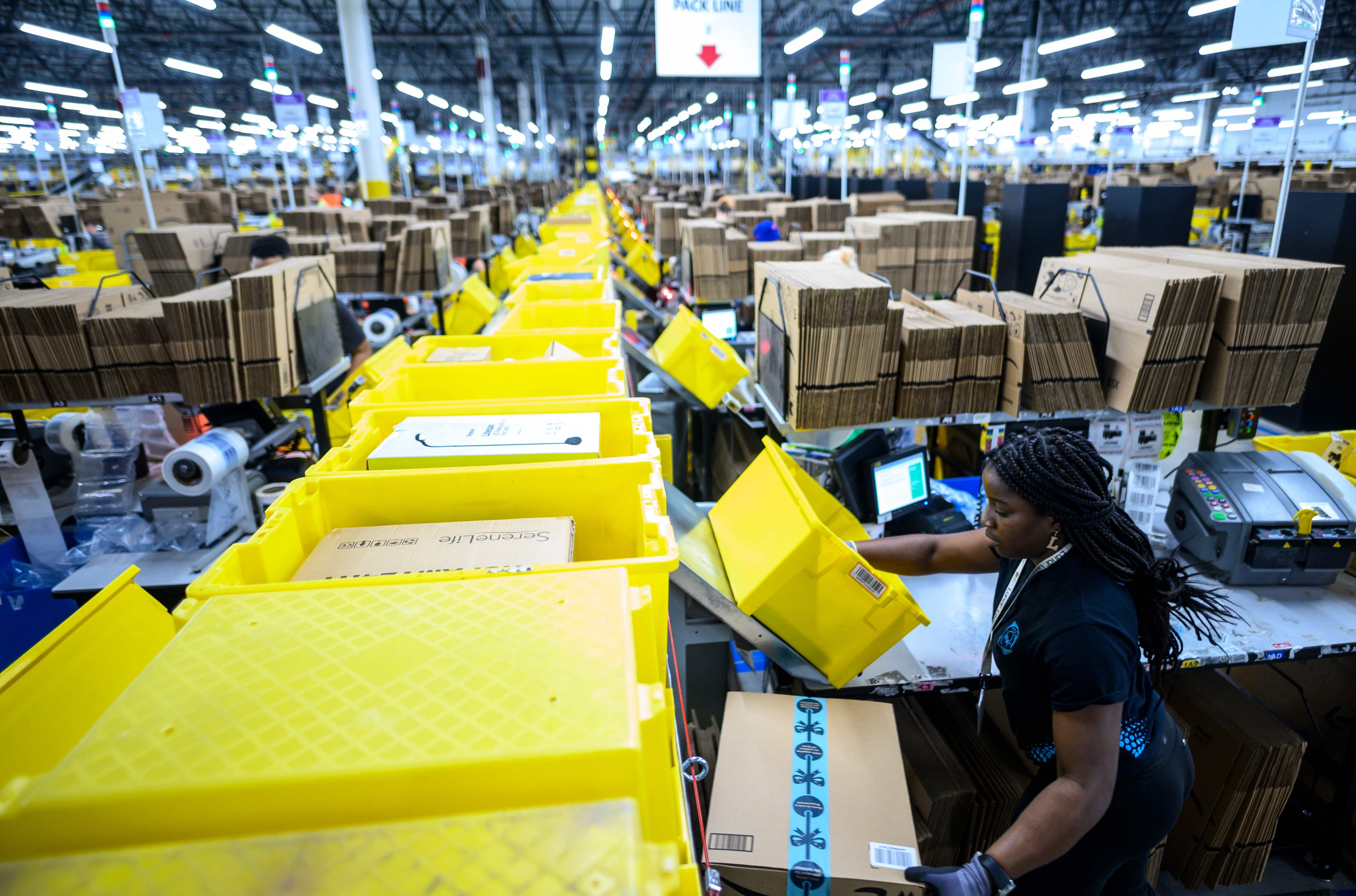 Legal Institute on Southern University: EU bør undersøge Amazon for spionage