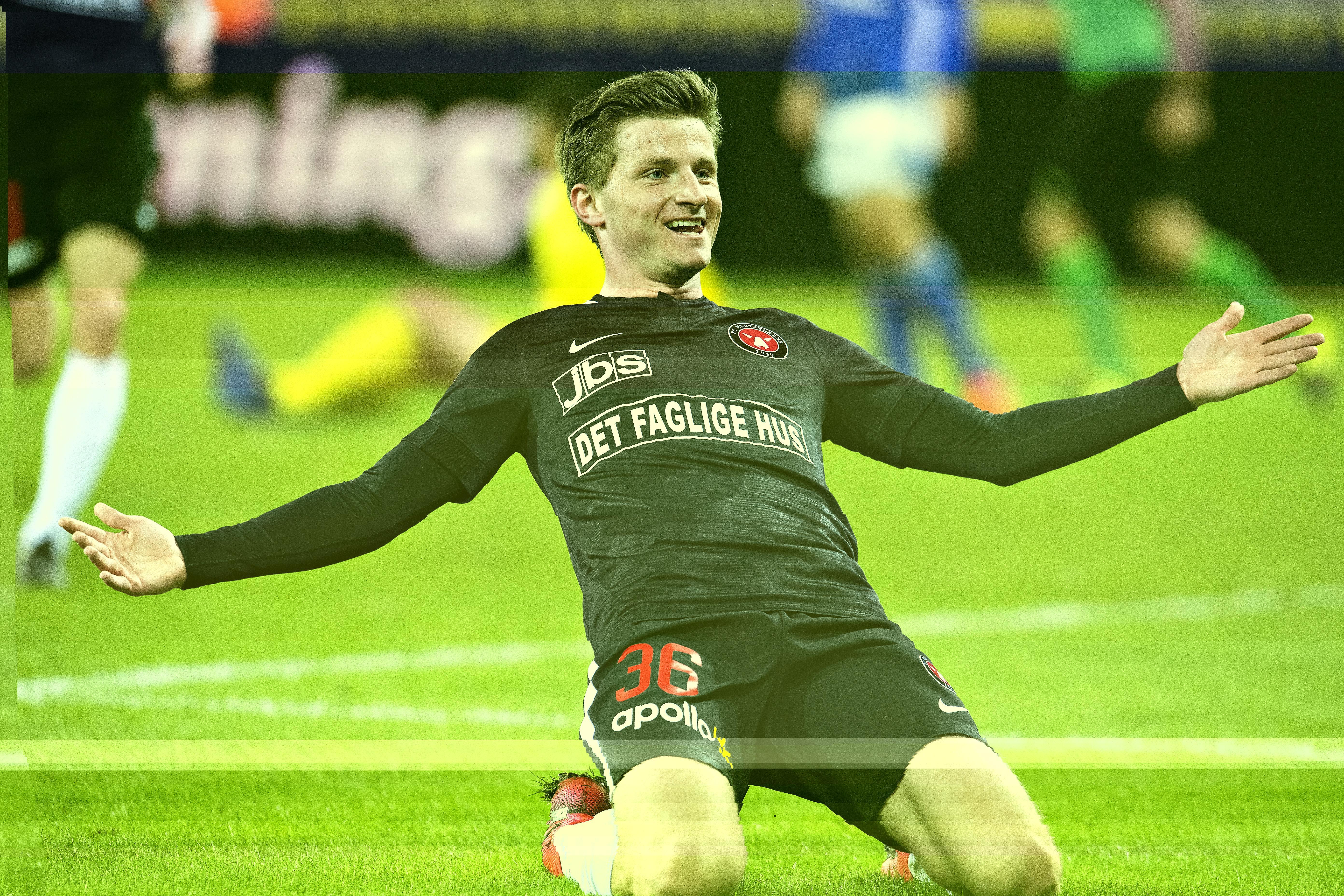 FC København: Ved den første blæst på banen går...