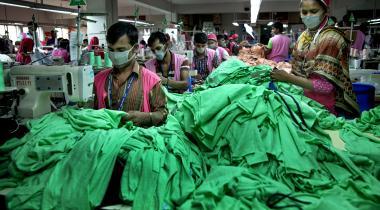 De fagligt aktive blev fængslet i perioden december til februar i en koordineret aktion mod tekstilarbejdernes fagforeninger efter en strejke for højere løn op til jul