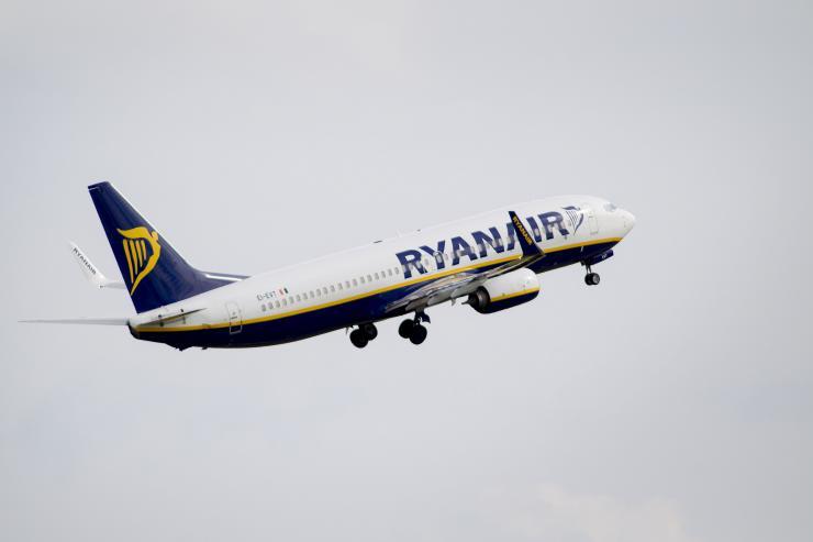 Ryanair D U00f8mt  Ulovlig L U00f8ndumping