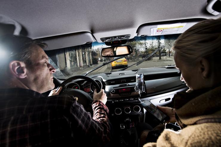 Sagen Er Ikke Slut  Skat G U00e5r Efter Danske Uber