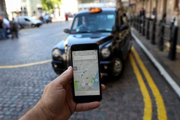 uber retssag