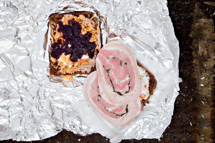 58 procent af 3F'erne har en traditionel madpakke med rugbrødsmadder med til spisepausen