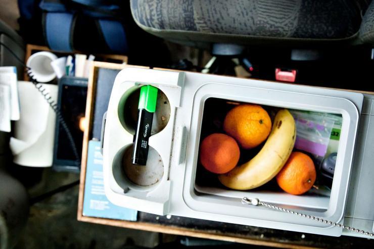 34 procent af 3F'erne siger, at de har adgang til en frugtordning.
