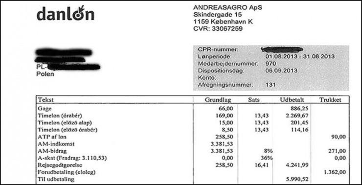 Østarbejdere slipper med 0 kr. i skat | Fagbladet 3F