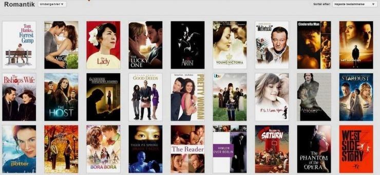 spansk film på netflix