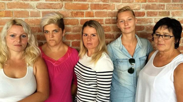 polske kvinder i danmark