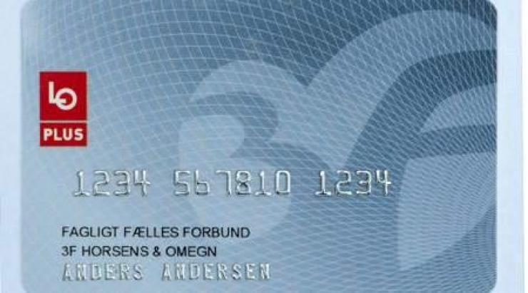 Lo Plus Kort Ud Til Medlemmerne Fagbladet 3f