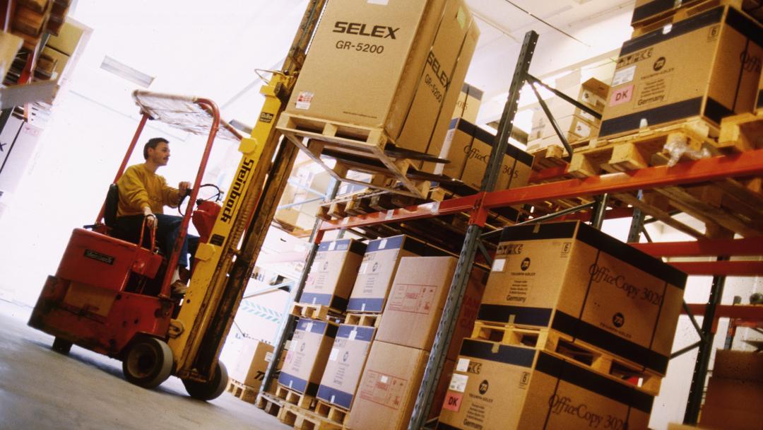 lagerarbejde i københavn