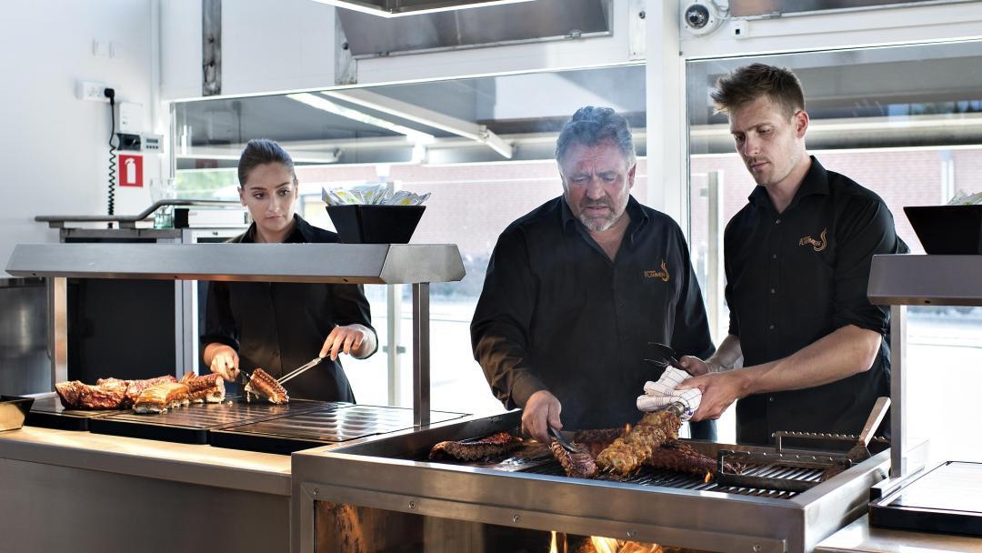 Restaurant Flammen Indg U00e5r Overenskomst For 1 000