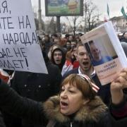 Fagforeninger i protest mod præsidentdekret, der rammer arbejdsløse.