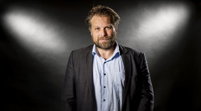 Politisk kommentator Rasmus Jønsson.