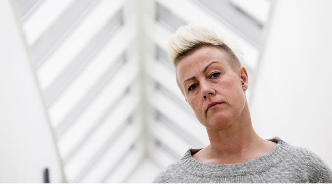 Selv om Bibbi Lykke og fire andre kvindelige fængselsbetjente klagede over sexchikane fra en mellemleder, afviste ledelsen sagen, blandt andet med den begrundelse at mellemlederen ikke kunne huske episoderne. (Foto: Heidi Lundsgaard)