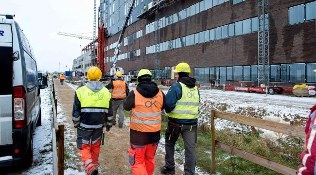 OK Skandinavien har blandt andet udført betonarbejde i Gødstrup.