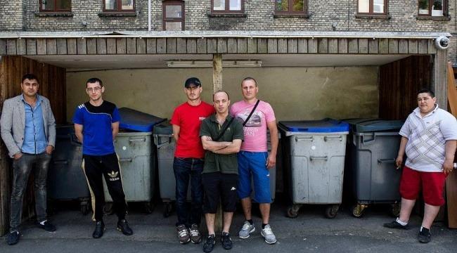 3F og HK kræver i alt 2,3 millioner kroner i efterbetaling af løn samt godtgørelse til rumænere i en sag mod den omstridte slikgrossist David Yüksel.
