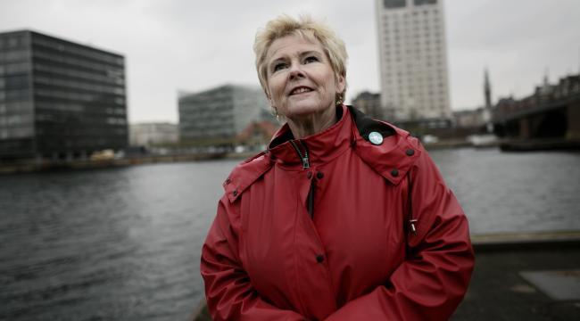 Lizette Risgaard, formand for LO, deltager også i Verdens Økonomiske Forum (WEF) i Davos i Schweiz i disse dage.