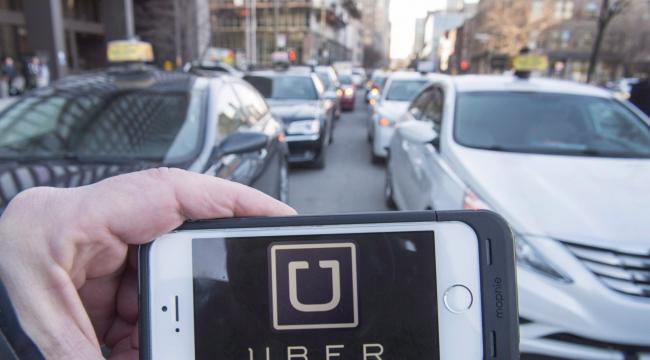 Ubers ulovligheder har kostet taxichaufførerne dyrt i indtjening.